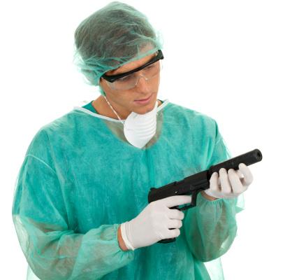 The White House Battle of Doctors vs. Guns   Physicians News